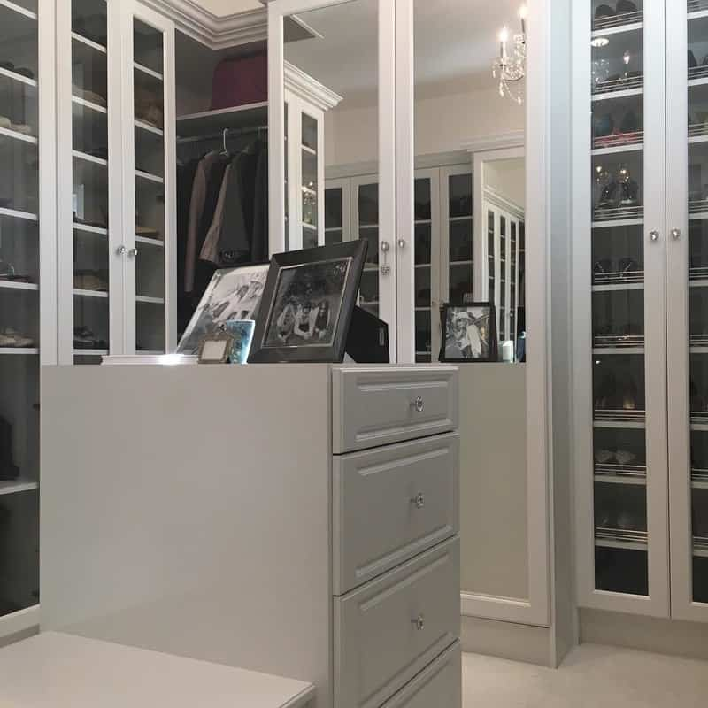 Types of Closet Systems